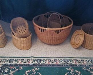 Handmade Baskets..