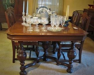 Dining Table & Chairs....