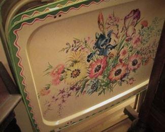 Vintage TV Tables...