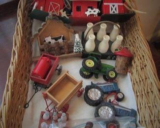 Farm Ornaments