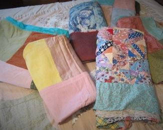 Vintage Quilt Covers