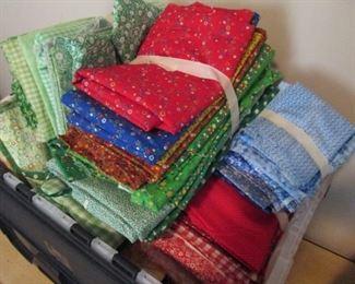 Fabric..Quilting...