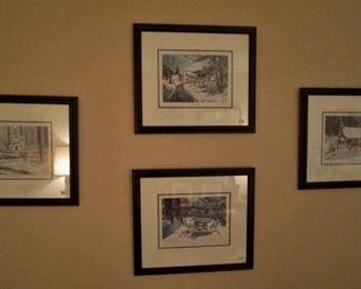 William Mangum Prints