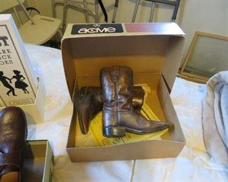 Vintage Acme Childs Boots
