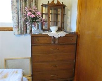 Basset Chest & Display Cabinet
