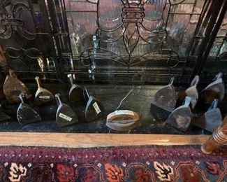 Sad iron collection