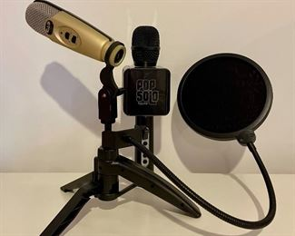 Item 28:  Pop Solo Microphone:  $12