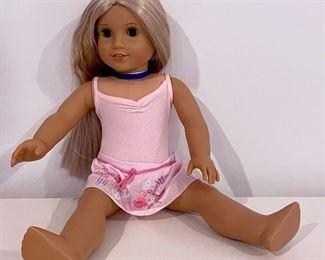 Item 33:  American Girl Doll: $24