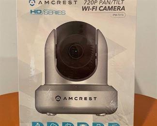 Item 46:  Amcrest Wi-Fi Camera (new in box): $20
