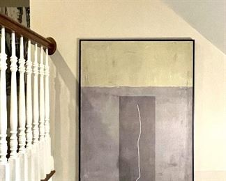 """Item 50:  Abstract Giclee - 35.25"""" x 47"""":  $165"""