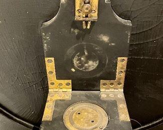 detail - beautiful original brass hardware