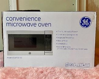 Item 111:  General Electric Microwave: $45