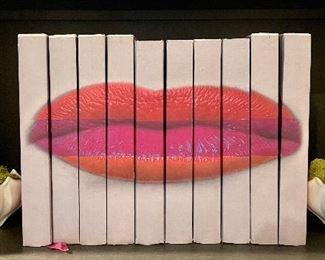 "Item 134:  Set of William Bennett ""Lip"" Books:  $75"