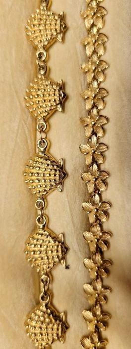 detail- Flower Bracelet is SOLD