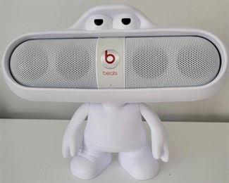 Item 237:  Beats Speaker and speaker holder dude:  $94