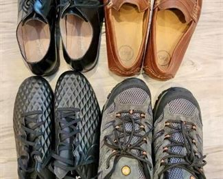 Selection of Men's Shoes!  Make an appointment!