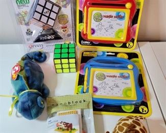 Large variety of new toys!  Make an appointment to shop today!