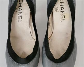 Item 201:  Chanel Shoes (size 39):  $245