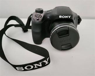 Item 256:  Sony Camera: $75