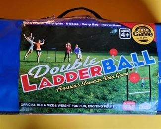 Item 264:  Ladder Ball Game:  $24