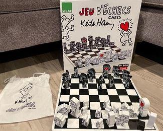 Item 285:  Jeu D'Echecs Chess Set:  $95