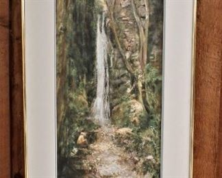 FRAMED NATURE PRINT