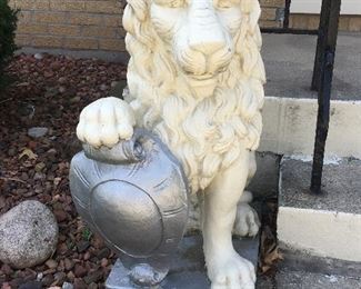 Stone Lion By Henri Studio Inc, Palatine IL