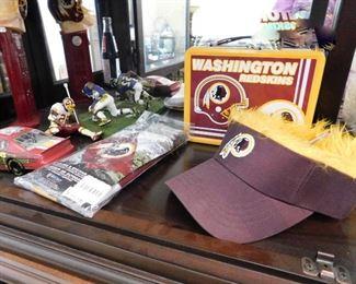 Redskins Memorabilia