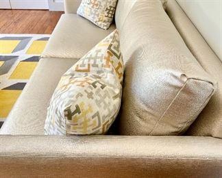 Robert Allen Sofa /Osborne Little upholstery