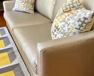 Robert Allen Sofa/Osbourne and Little upholstery