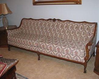 #2 - $100.00 - Sofa wood frame