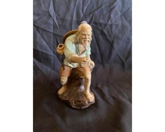Asian Figurines and Pottery