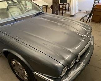 1993 Jaguar with about 22,000 Miles, Pristine, runs, does have fuel something issue, was to be fixed, but ran out of time!