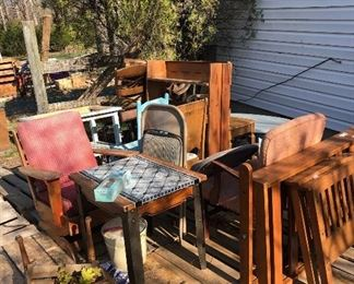 Furniture $5 each