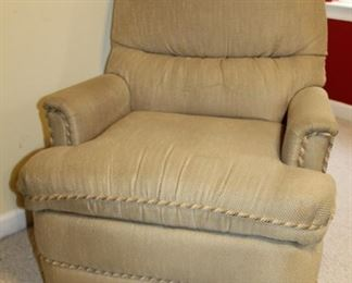 Basic Recliner - Available for Presell