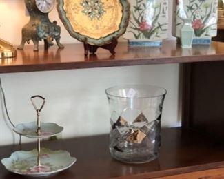 Antique china items
