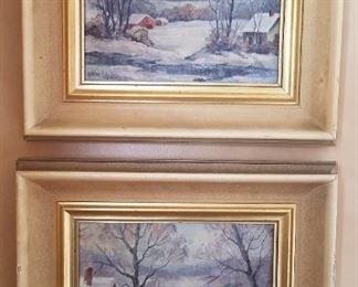 Adelee Wendel Oil Paintings