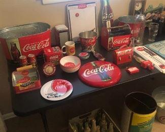 Coke Cola Collectibles