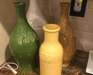 decorative jugs