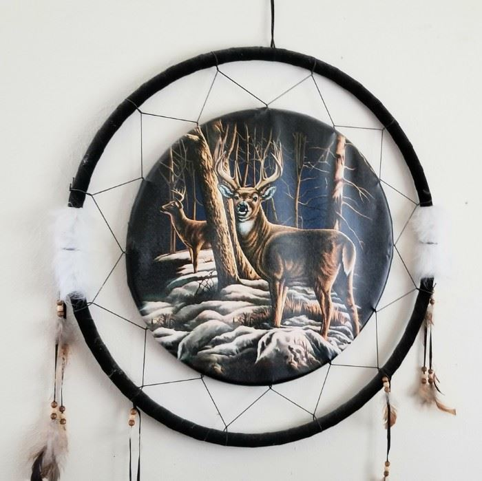 Very large dream catcher