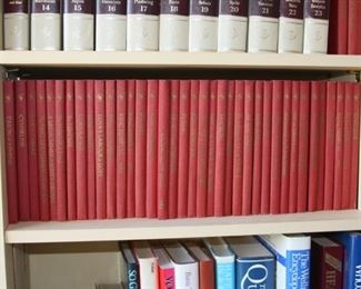 The New Temple Shakespeare 40 volumes - $ 150
