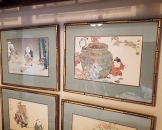 Uchida Woodblocks, Japanese art