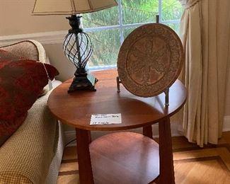 Ethan Allen Side Table