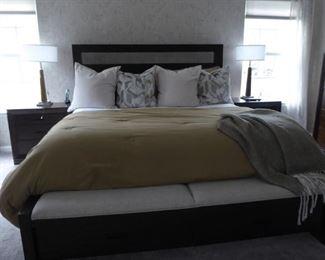 """Riverside"" King Size Bed"