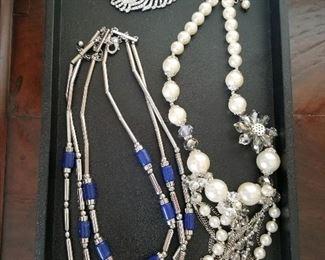 Costume jewelry - including Chico's