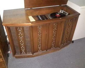 RCA console stereo