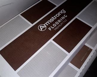 New Armstrong Flooring
