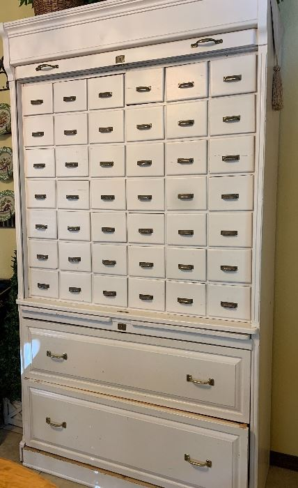Apothecary Cabinet (needs some love, but very special!)