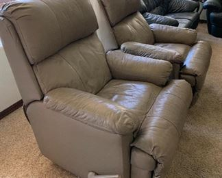 Recliners x 2