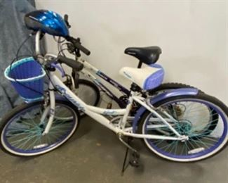 2 Bikes with Shimano Gears